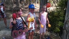MORE MINI MUSICIANS - This was the impromptu percussion section of the ukelele orchestra. These kids were halfway through the 7K Fruitloop course and still going strong!  Really cute!  More about Matakana summer events... http://www.matakanacountry.co.nz/markets-lodging-accommodations-auckland-coast-wine-country-hotels/the-best-of-matakana-things-to-do-in-matakana-nz-auckland-wine-region-area-attractions/ #matakana #newzealand #thingstodo #auckland #events