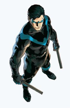 Nightwing by Ivan Reis                                                                                                                                                                                 More