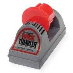 Rock Tumblers on Hayneedle - Vibratory & Rotary Rock Tumblers