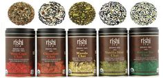 Rishi Teas the best quality loose teas ever. www.rishi-tea.com