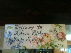 The Adris Kitchen. Tapa de caja, reciclada. Elaborada por Adri.