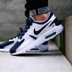 buy popular d0eab 46e3c Nike Air Max Zero Nike Shoes Cheap, Nike Shoes Men, Cheap Nike, Sneakers