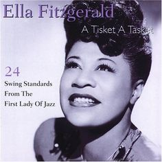 Ella Fitzgerald is a highly know musician from the 20s, and she is my favorite jazz singer. I even have a Pandora station just for her :)