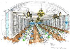 「ロンハーマン」がウェディング事業展開。老舗リビエラ東京とコラボ 4枚目