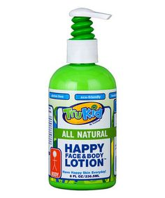 Look what I found on #zulily! Happy Face & Body Lotion by TruKid #zulilyfinds