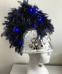 Disco Mohawk Helmet http://www.lovekhaos.com/shop/68yuu8od51lol7l151gn3g9nr4jh6e…