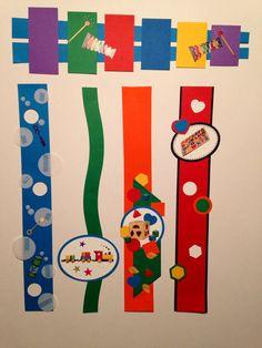Creative Memories Handmade Paper Borders  by MemoriesCollector, $2.50