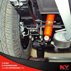 Si requieres de una suspensión para tu auto clásico que sea compatible con las condiciones actuales de las calles, te recomendamos la línea Classic de KONI.