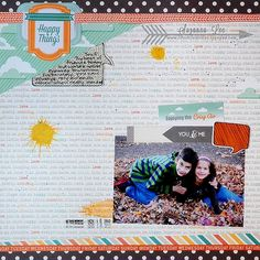 Happy Together - Chic Tags Challenge - Two Peas in a Bucket