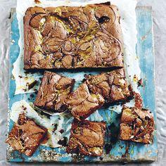Jamie Oliver Brownie