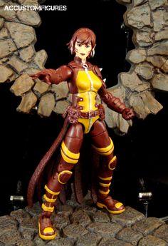 Rachel Grey (X-Men) (Marvel Legends) Custom Action Figure