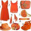 Color of the Week: Tangerine – 9 Hot Summer Picks Under $50