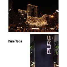 Instagram【cocozhuxz】さんの写真をピンしています。 《Yoga everywhere @ inside of the gorgeous Peninsula Hotel! You can enjoy the amazing victory night view while doing yoga. 😄👍🙏🌌🎆香港ペニシューナホテルのヨガスタジオかから、夜景を満喫しながら、ヨガができる。素敵❗️💞 # # #hongkong #asian #penisulahotel #gorgeous #hotel #yogaeverywhere #yoga #yogastudio #pureyoga #hongkongyoga #travel #nightview #luxuryhotel #photo #amazing #yogagirl #香港#ペニシューナホテル#旅 #ヨガ #ヨガインストラクター #ヨガスタジオ #豪華 #夜景 #素敵 #最高 #アジアン #高級ホテル#workout#training》