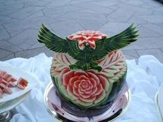 Watermelon Carving Tools | The collection of stunning watermelon carving