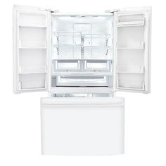 Electrolux - EI23BC30KW - 23 cu. ft. Counter-depth French Door Refrigerator - White | Sears Outlet