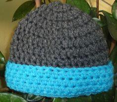 Roll Back Hat - Newborn - 6 months £4.50