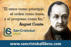 #auguste #comte #altruismo #amor #progreso #sociologia