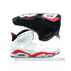4389ee16bea7 398850-901 Air Jordan VI 6 Infrared Pack Black Infrared   White Infrared  A06014