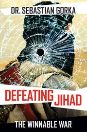 Defeating Jihad | http://paperloveanddreams.com/book/1088337346/defeating-jihad | Since September 11, 2001, America has been at war. And that's about all anyone can say with certainty about a conflict that has cost 7,000 American lives and almost $2 trillion. As long as the most basic strategic questions—Who is the enemy? Why are we fighting?—remain unanswered, victory is impossible. Yet this war is eminently winnable if we remove our ideological blinders, accurately name our enemy, and…