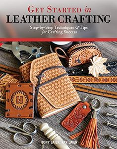 Get Started in Leather Crafting: Step-by-Step Techniques ... https://www.amazon.com.br/dp/1497203465/ref=cm_sw_r_pi_dp_U_x_mocwAbF40P1WM
