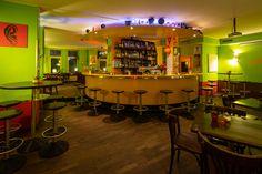 Restaurant Bar, Up
