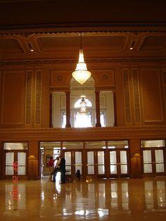 Tivoli Theater Lobby