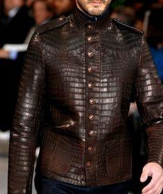 hermes leather jacket