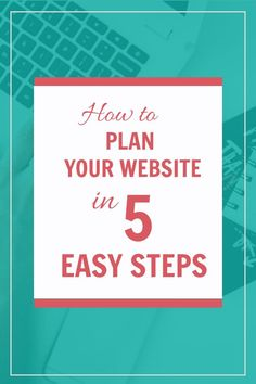 Thinking about building your own website? This detailed post goes through all the steps you need to follow to get your website strategy in place BEFORE you spend time and money on the build. Click through to read more...