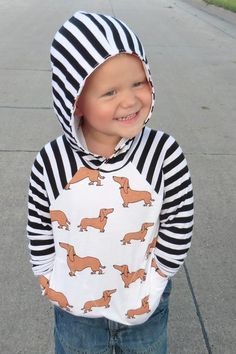 Girl Charlee Got Dog is perfect for cozy hoodies your little ones will love!