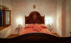 Bed and breakfast in tuscan style
