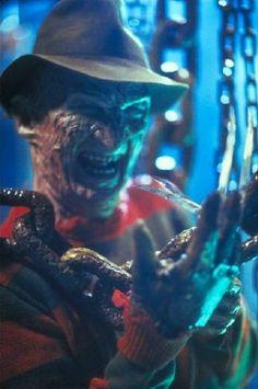 Freddy Krueger Nightmare On Elm Street