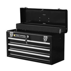 Black Friday 2014 GearWrench 83151 3 Drawer Tool Box from DayMark Cyber Monday Tool Storage, Storage Chest, Cantilever Tool Box, Steel Tool Box, Portable Tool Box, Rolling Tool Box, Sheet Metal Tools, Best Closet Organization, Drawer Unit