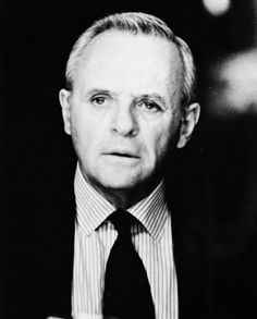 Anthony Hopkins-librarian, survival team and conversationalist
