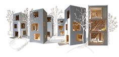 Gallery of Micro House Slim Fit / ANA ROCHA architecture - 31