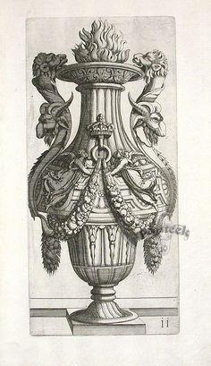 Marot Decorative Vases