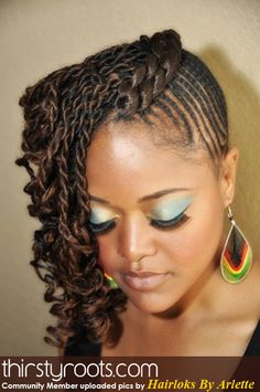 hair styles front and back braids micro braids and braid hairstyles on 3512