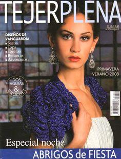 Tejer Plena Nº 010 - Melina Tejidos - Álbuns da web do Picasa