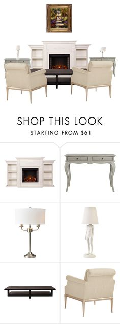 """""""Untitled #1"""" by nofan-theja ❤ liked on Polyvore featuring interior, interiors, interior design, home, home decor, interior decorating, Pols Potten and XVL"""