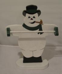 Snowman Towel Holder Towel Holder, Toilet Paper, Snowman, Reading, Books, Christmas, Vintage, Xmas, Towel Racks