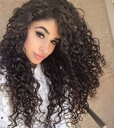 Tight curls Curled Hairstyles, Straight Hairstyles, Tight Curl Perm, Tight Curls, Perms Types, Lace Wigs, 360 Lace Wig, Deep Curly, Long Curly Hair