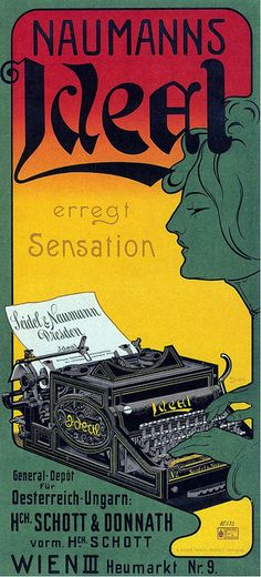 Product Poster, Germany, 1905