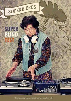 SUPER BLIND TEST bière et musique January 4, 2018 @ 18:00 - 20:30