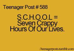 Teenager posts 581-600 - Zabava
