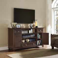 Bayside Furnishings Silverdale 65 Inch Tv Console Costco
