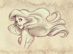 Ariel is one of Disney's most creative characters!