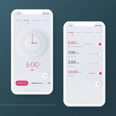 You are in the right place about App Design icon Here we offer you the most beautiful pictures about the App Design 2019 you are looking for. When you examine the part of the picture you can get the m Mobile Ui Design, App Ui Design, Icon Design, Flat Design, Alarm App, Timer App, Calendar App, App Design Inspiration, Back To School