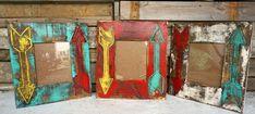 Arrow Frame 8x10 - Sofia's Rustic Furniture