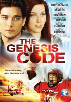The Genesis Code (2010) A college hockey player and a female journalism student struggle to find common ground with their spiritual faith and scientific studies. Logan Bartholomew, Kelsey Sanders, C.R. Lewis...TS Christian
