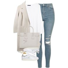 Untitled #1215 by lovetaytay on Polyvore featuring polyvore, fashion, style, MANGO, Boutique, Topshop, adidas, Yves Saint Laurent, Burberry and Shaun Leane