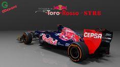 Toro Rosso, STR8, 2013